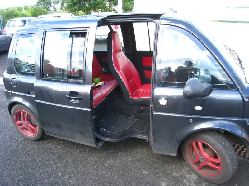 La voiture électrique Mia ;-)